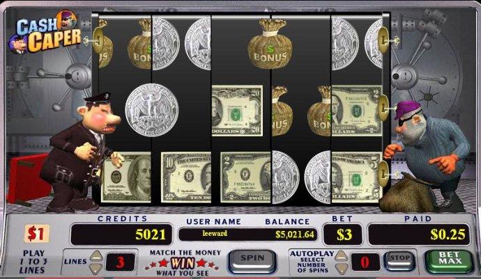 Images of Cash Caper
