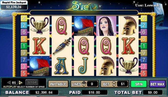 No Deposit Casino Guide image of Sirens