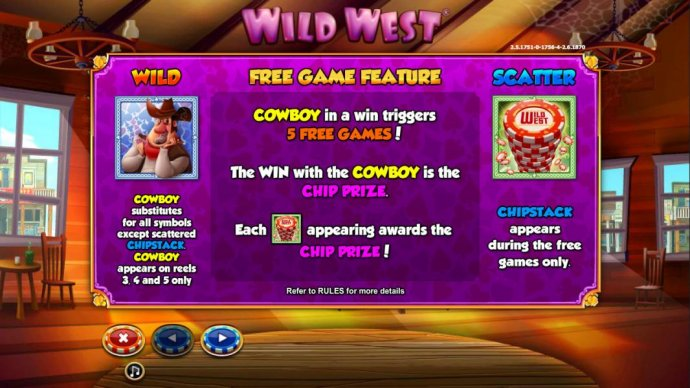Wild and scatter symbols paytable - No Deposit Casino Guide