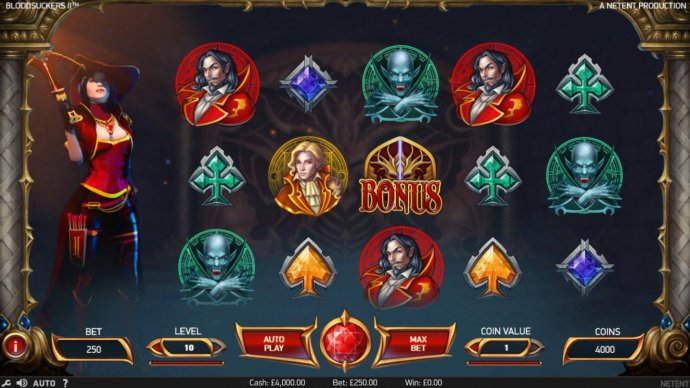 Blood Suckers II by No Deposit Casino Guide