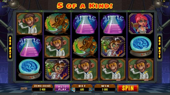 No Deposit Casino Guide image of Dr Watts Up