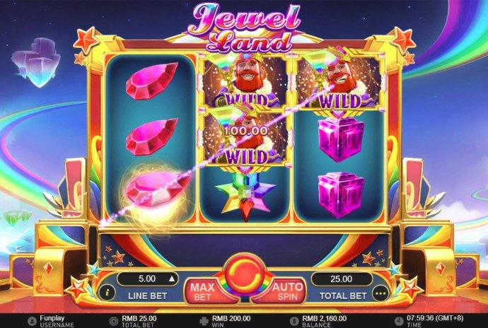 No Deposit Casino Guide image of Jewel Land