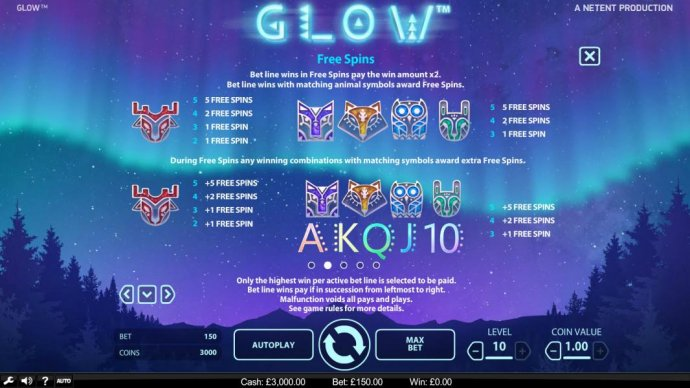 Glow screenshot