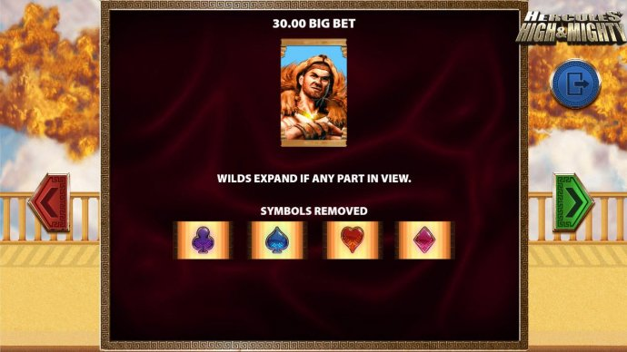 Hercules High & Mighty by No Deposit Casino Guide