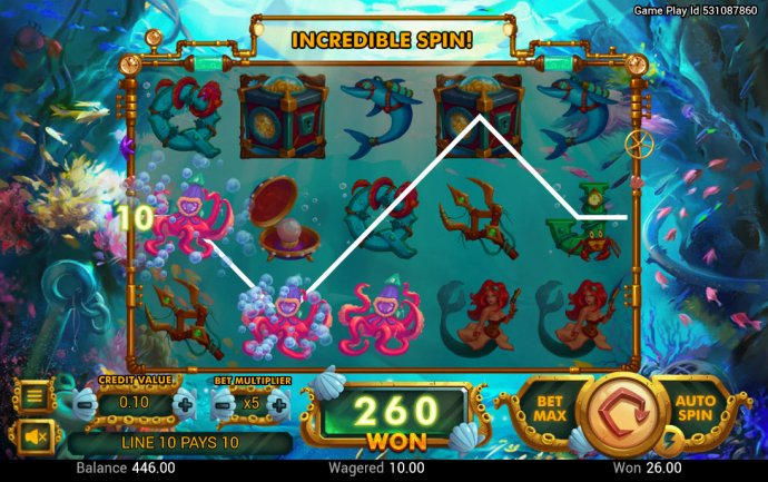 Neptune's Gold by No Deposit Casino Guide