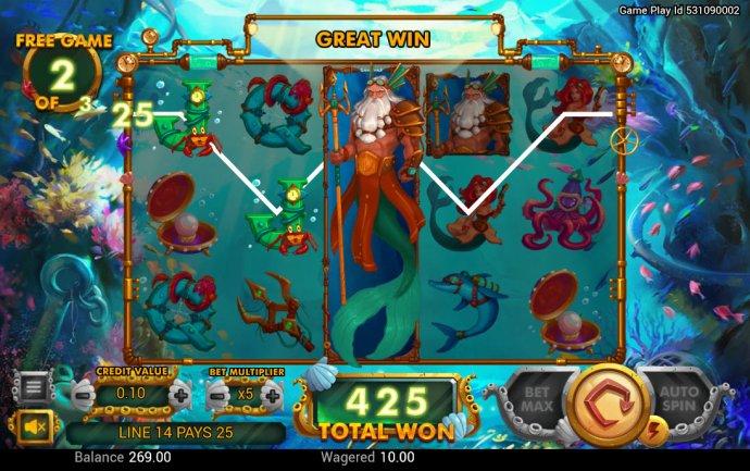 Neptune's Gold screenshot