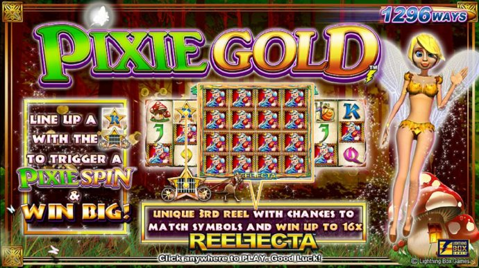 Pixie Gold by No Deposit Casino Guide
