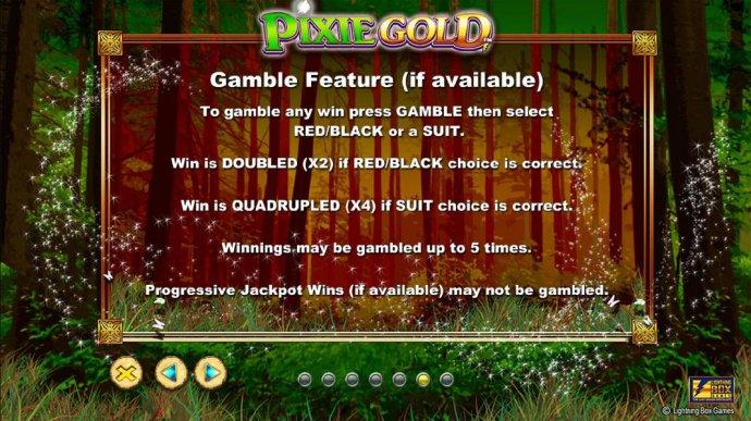 Pixie Gold screenshot