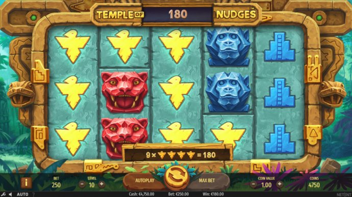 Temple of Nudges screenshot