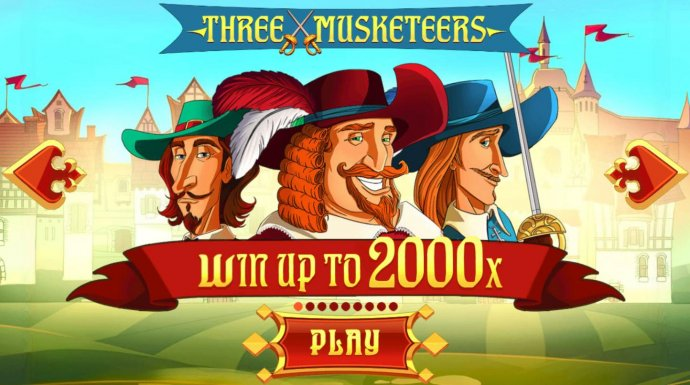 Images of Three Musketeers
