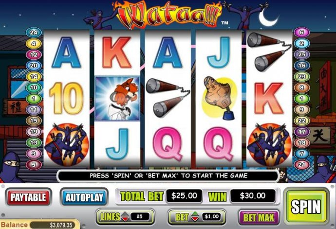 Wataa! by No Deposit Casino Guide