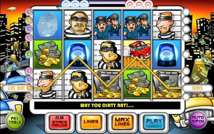 Cops 'n' Robbers by No Deposit Casino Guide