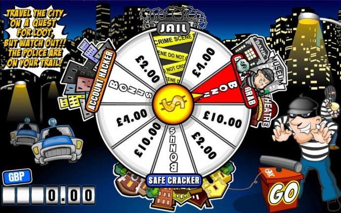 No Deposit Casino Guide image of Cops 'n' Robbers