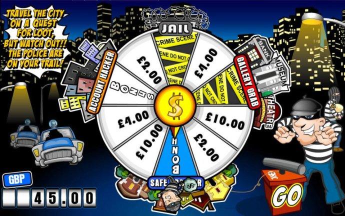 No Deposit Casino Guide - Next spin lands on the Safe Cracker Bonus Feature