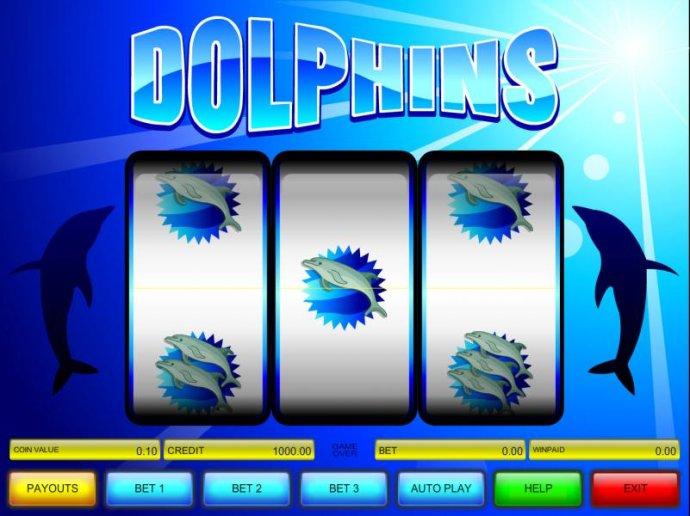 Dolphins screenshot