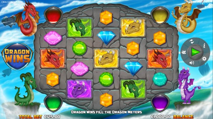 Dragon Wins screenshot