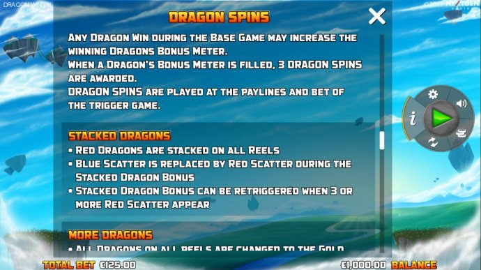 Dragon Spins Rules - No Deposit Casino Guide