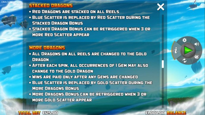 Dragon Spins Rules - Continued - No Deposit Casino Guide