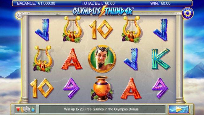 Olympus Thunder screenshot