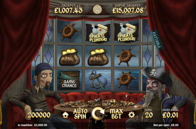No Deposit Casino Guide image of Pirate Tales