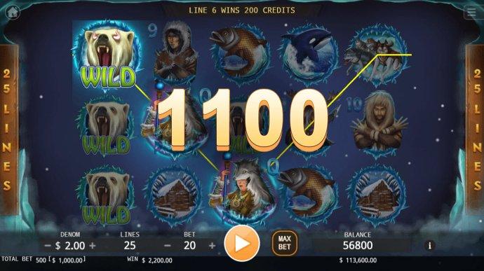 No Deposit Casino Guide image of Wild Alaska