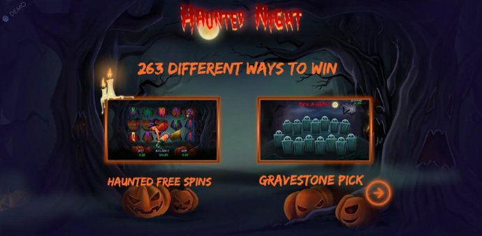 Haunted Night screenshot