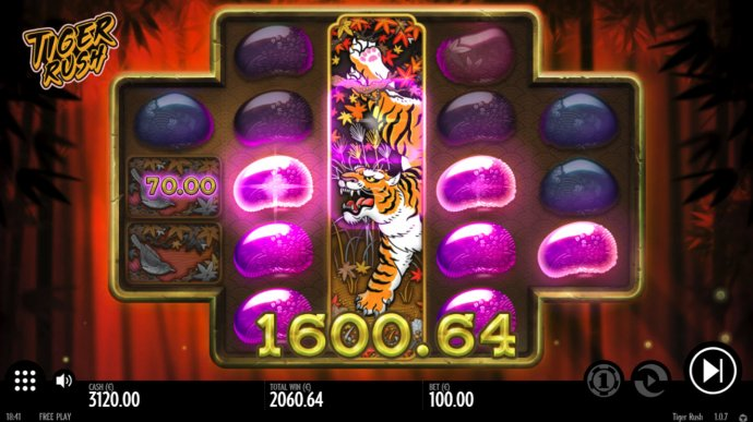 No Deposit Casino Guide image of Tiger Rush