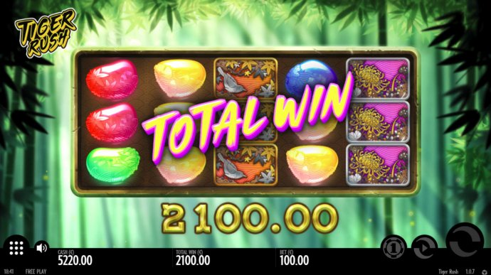 Total Free Spins Payout by No Deposit Casino Guide