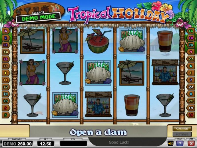 open a claim bonus feature triggered by No Deposit Casino Guide