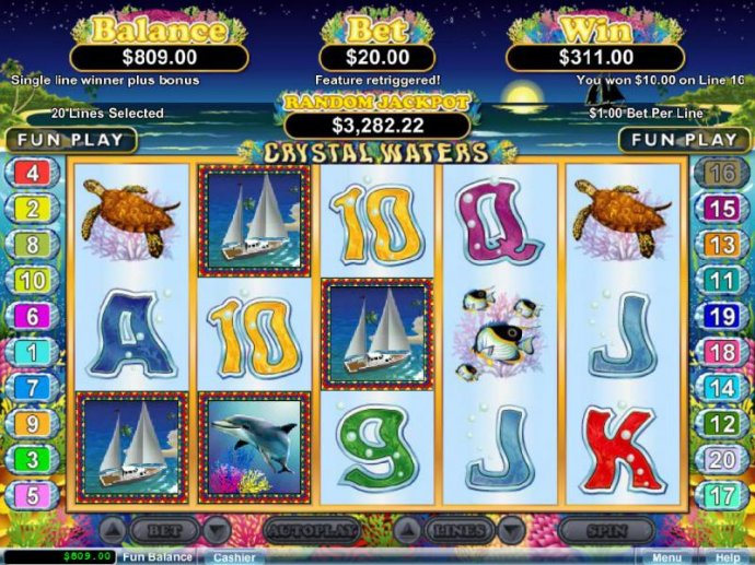 Free spins feature re-triggered by No Deposit Casino Guide