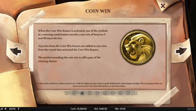 No Deposit Casino Guide image of Lost Relics