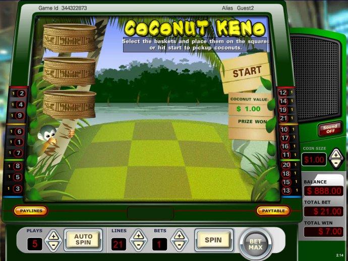 No Deposit Casino Guide image of Amazon Quest