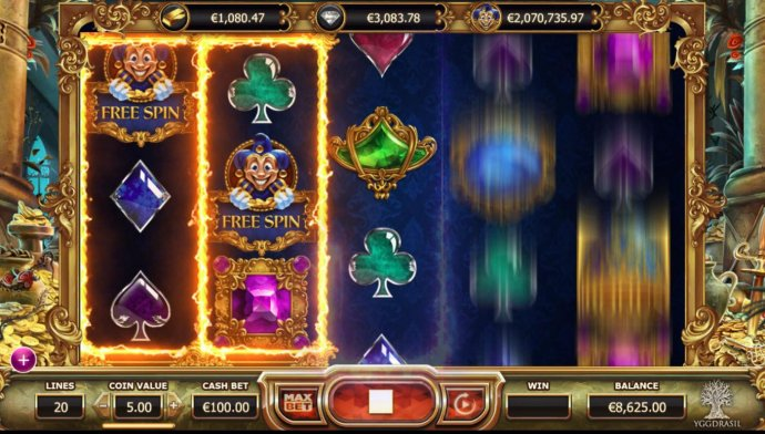 Empire Fortune by No Deposit Casino Guide
