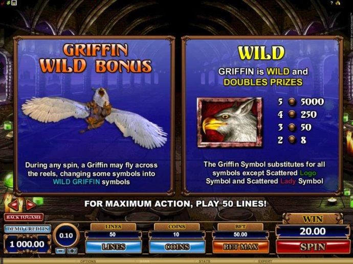 Great Griffin screenshot