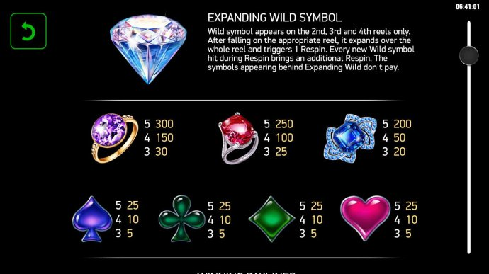 No Deposit Casino Guide - Expanded Wild Rules