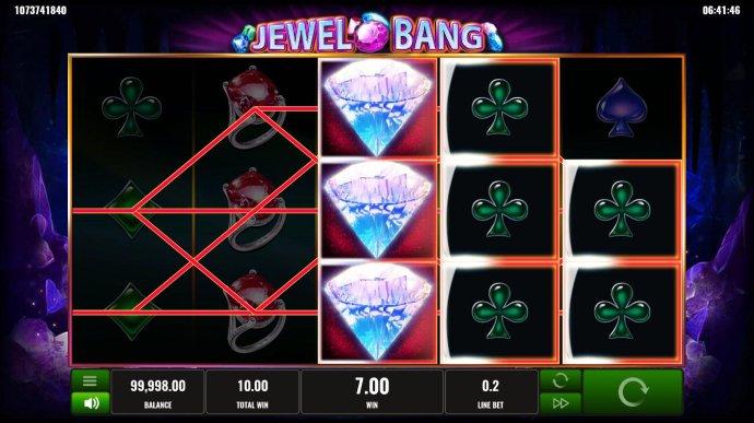 Jewel Bang screenshot