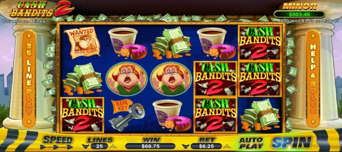 Images of Cash Bandits 2