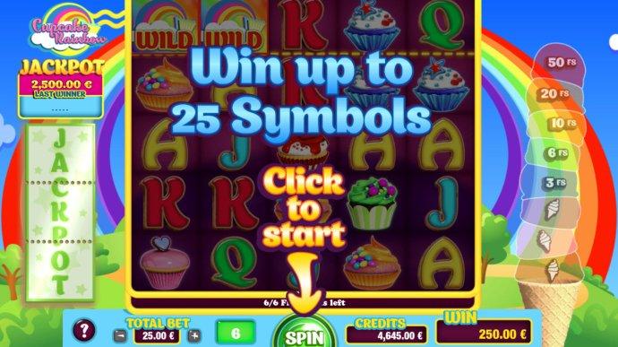 Win up to 25 symbols - No Deposit Casino Guide