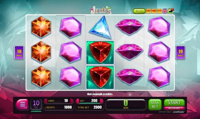No Deposit Casino Guide image of Jewels