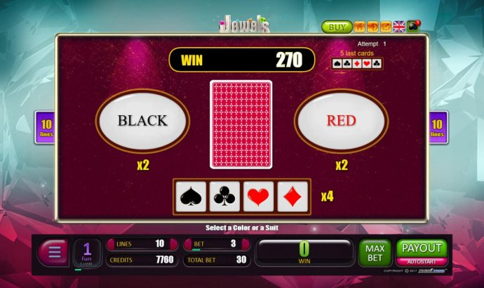 Jewels by No Deposit Casino Guide