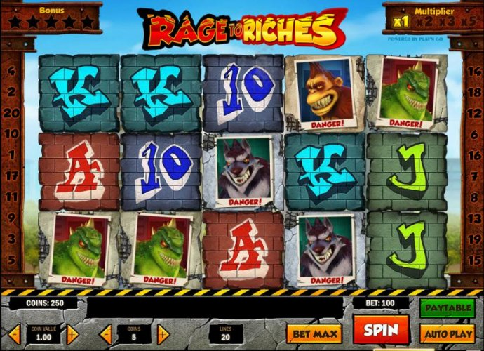 Images of Rage to Riches