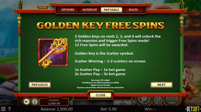 Spring Tails by No Deposit Casino Guide