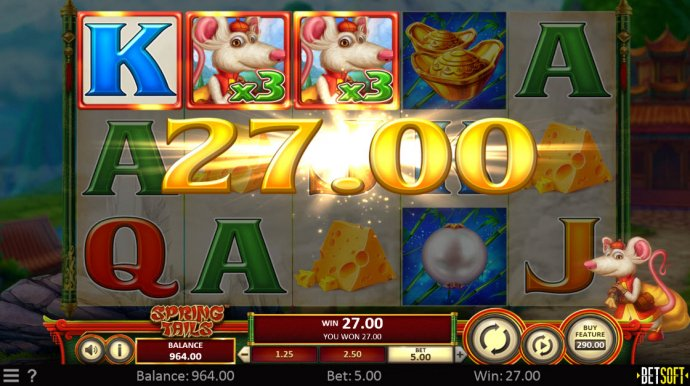 3x wild triggers a three of a kind - No Deposit Casino Guide