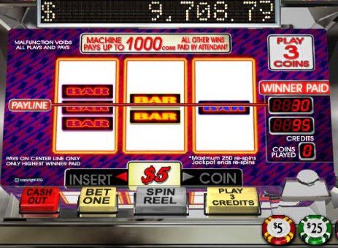 No Deposit Casino Guide image of Bonkers