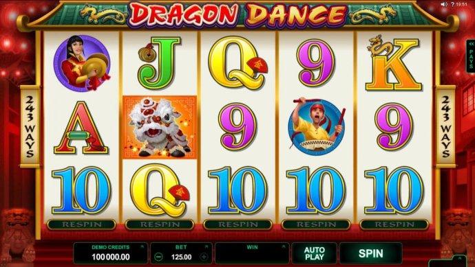 Dragon Dance screenshot