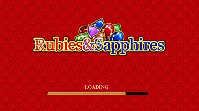 Splash screen - game loading by No Deposit Casino Guide