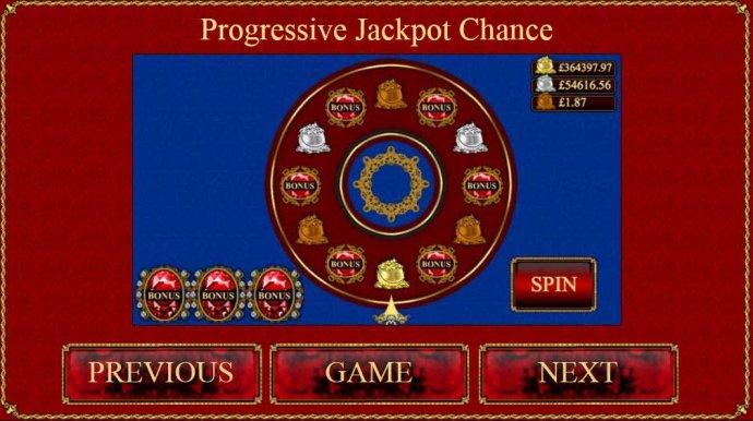 progressive Jackpot Chance - No Deposit Casino Guide