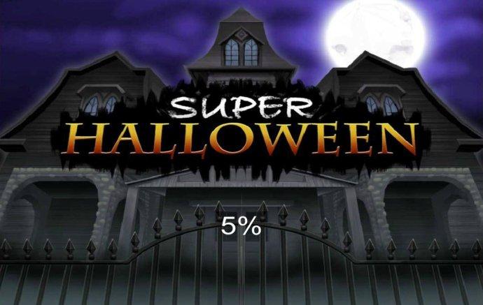 Super Halloween by No Deposit Casino Guide