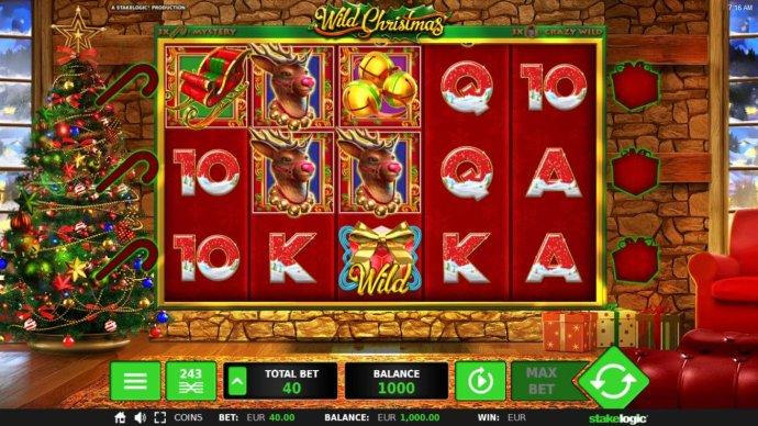 No Deposit Casino Guide image of Wild Christmas
