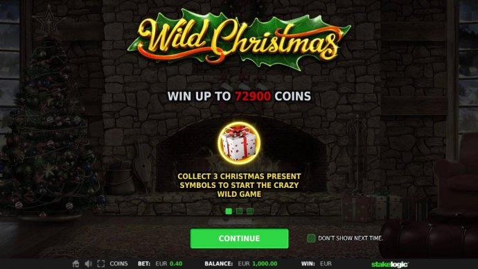 Wild Christmas by No Deposit Casino Guide